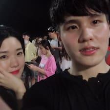 Profil utilisateur de Sangyoung