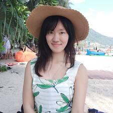 Perfil do utilizador de Tingxuan