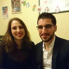 Profil Pengguna Sarah Et Nicolas