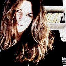 Perfil do usuário de Aurélie