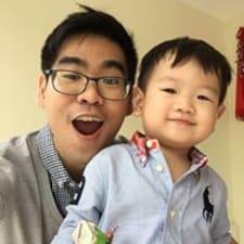 Qing Yong felhasználói profilja