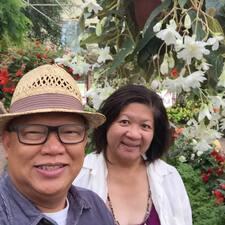 Nutzerprofil von Nat And With My Wife Jet