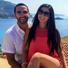 Tanya & Pedram User Profile