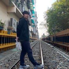 Hsinyu - Uživatelský profil