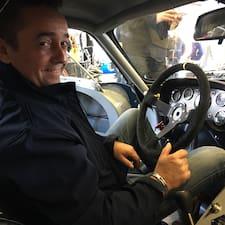 Användarprofil för Christophe