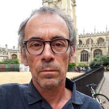Profil Pengguna Benoit