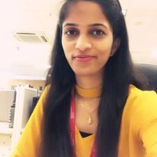 Perfil do usuário de Vishmita