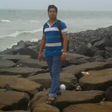 Nabanish felhasználói profilja