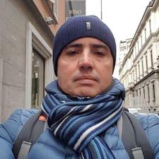 Gebruikersprofiel Giuseppe