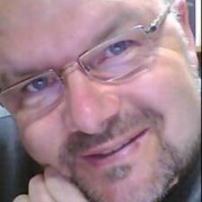 Clóvis的用戶個人資料