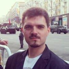 Perfil do usuário de Mikhail