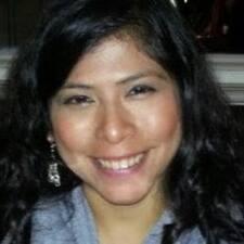 Marisa felhasználói profilja