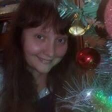 Henkilön Yulia käyttäjäprofiili