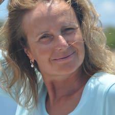 Maria Gabriella felhasználói profilja