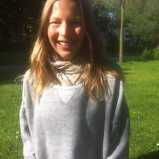 Profil Pengguna Larissa