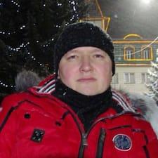 Sergei的用戶個人資料