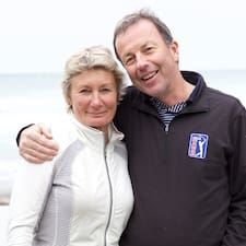 Marianne & John bir süper ev sahibi.