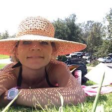 Milissa felhasználói profilja