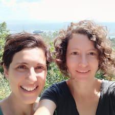 Profil utilisateur de Stéphanie & Hélène