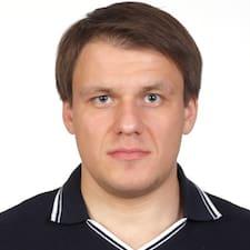 Profil Pengguna Алекс
