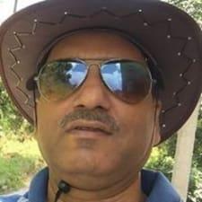 Användarprofil för Deepak Kumar