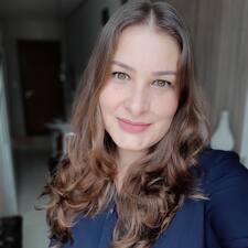 Profil utilisateur de Giordanna