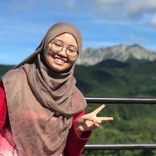 Perfil de usuario de Nur Fatini Aisyah