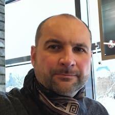 Eugen felhasználói profilja