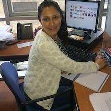 María Gloria User Profile