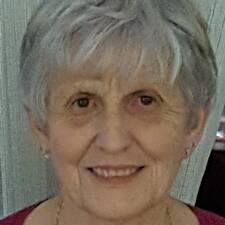 Pierrette felhasználói profilja