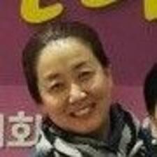 Henkilön Yeon käyttäjäprofiili