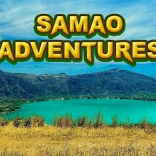 SamaoAdventures User Profile