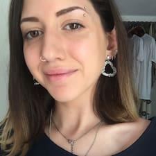 Gebruikersprofiel Giulia
