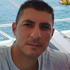 Haitham felhasználói profilja