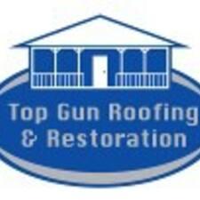 Top Gun Roofing Brukerprofil