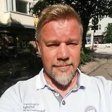 Gebruikersprofiel Pekka