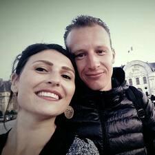 Marie-Céline & David User Profile