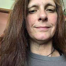 Verena felhasználói profilja