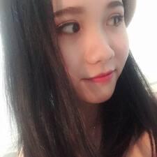 Perfil do usuário de 晴