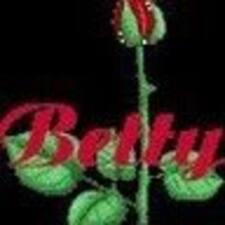 Nutzerprofil von Betty
