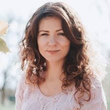Dariia Brugerprofil