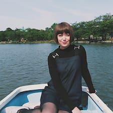 Profil utilisateur de Kira