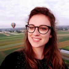 Polona User Profile