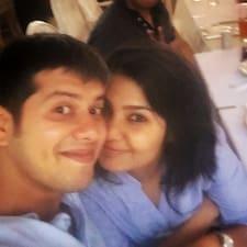 Kena & Sahil User Profile