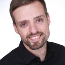 Johann Adrian felhasználói profilja