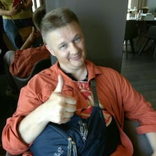 Профиль пользователя Oleksii