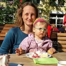 Ingeborg felhasználói profilja