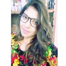 Jéssica felhasználói profilja