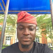 Användarprofil för Biyi