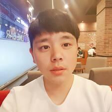 Профиль пользователя KwangWook